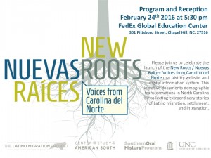 new roots invitation