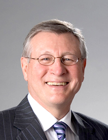 Dennis Gillings, CEO of Quintiles International