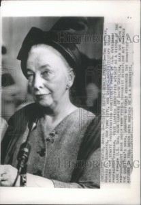 Grace Lumpkin before the House Un-American Activities Committee