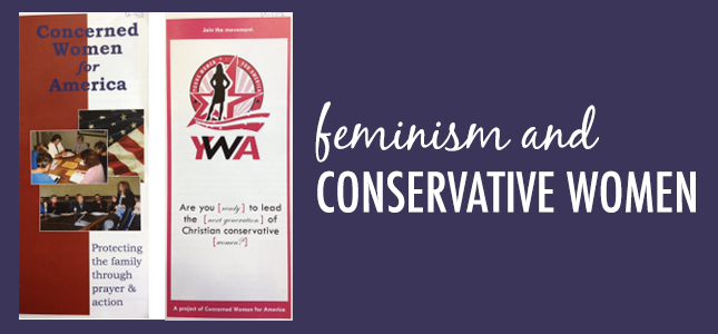 conservative women slider