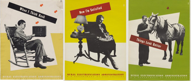 REA posters