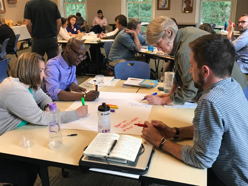 how to teach oral history